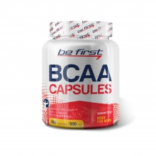 Be First BCAA Capsules 350 капс