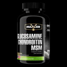 Maxler Glucosamine Chondroitin MSM (180 таб.)