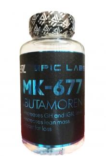 Ibutamoren MK-677 (EpicLabs) 90кап\16мг