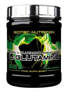 L-Glutamine от Scitec
