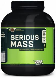 ON Serious Mass / Оптимум Нутришн Сериос Масс 2,73 кг