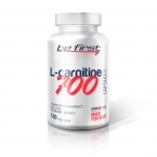 Be First L-carnitine capsules, 120 капс.