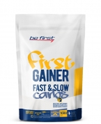 First Gainer Fast & Slow Carbs 1000 гр