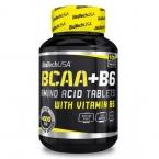 BioTech USA BCAA+B6 100 tab