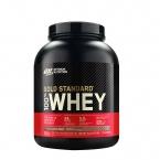 ON 100% Whey Gold Standard 5lb / Оптимум Нутришн 100% Вей Голд Стандарт банка 2,27кг