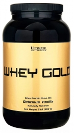 Whey Gold от Ultimate Nutrition