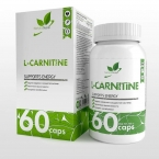 NaturalSupp L-Carnitine 60 caps 750 mg
