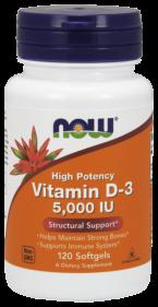 Витамин D3 (Vitamin D3) 5000 iu
