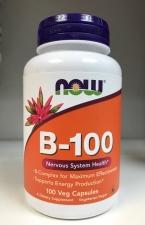 NOW B-100 100 vcaps