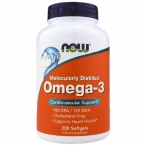 Now Omega 3 1000 мг